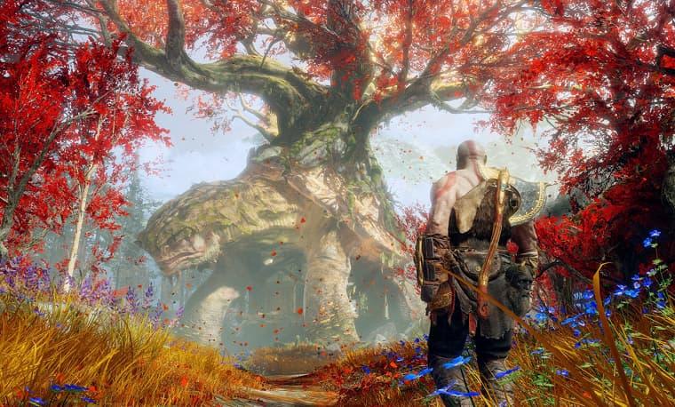 God of War PS5 Güncellemesi 2 Şubat İtibarı İle Yayınlandı