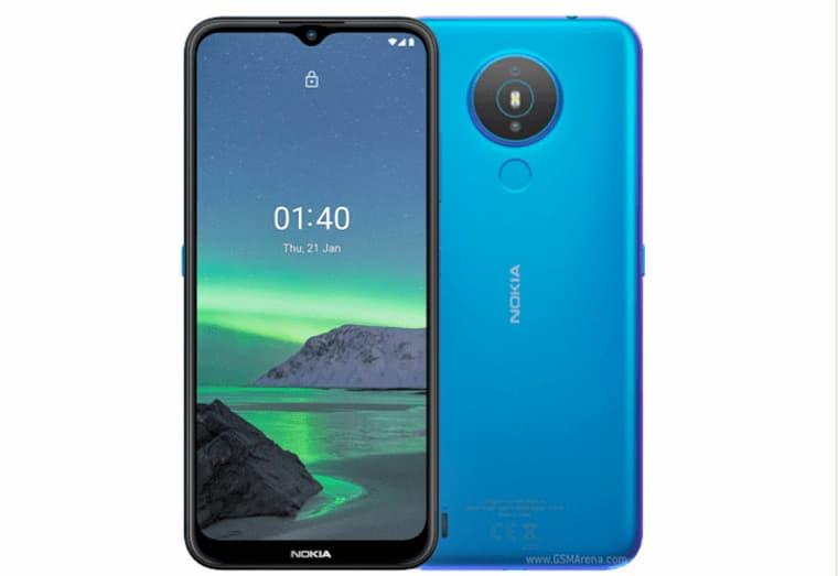 Giriş Seviyesi Bütçe Dostu Nokia 1.4 Duyuruldu