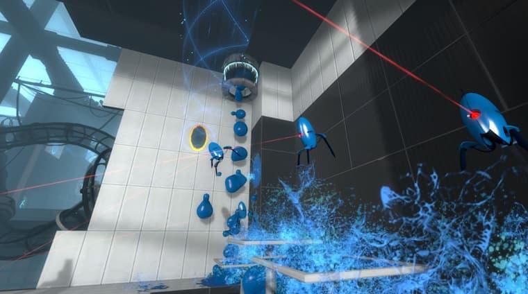 10 Yıl Sonra İlk Defa Portal 2 Güncelleme Aldı