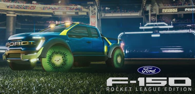 Son Zamanlarda Oldukça Popülerleşen Rocket League Ford İle Anlaşma İmzaladı
