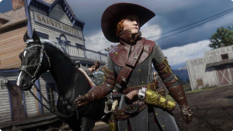 GTA Online ve Red Dead Online Sayesinde Kırmış Olduğu Rekorlar İçin Rockstar Games Hediyeler Dağıtıyor
