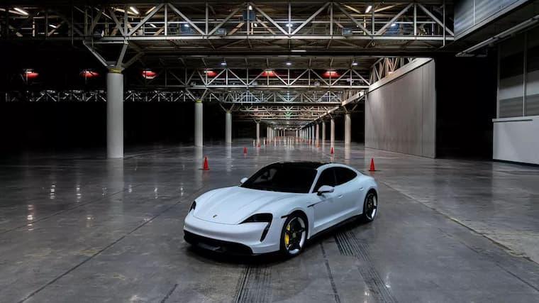 Porsche Kapalı Arazi Hız Rekoru