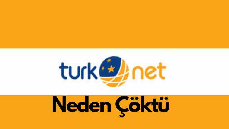 Türknet Çöktü, Peki Problem Ne?