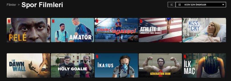 Pele'nin Hikayesi Netflix Ekranlarında