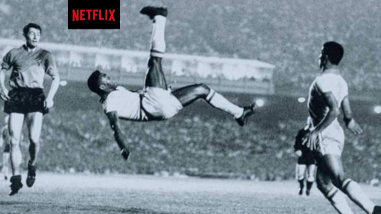 Pele'nin Hikayesi Netflix ile Tekrardan İzleyicinin Beğenisine Sunuluyor