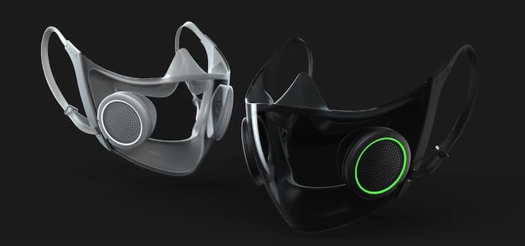 Razer RGB'li Maske Üretecek