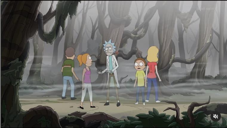 Rick And Morty 5. Sezon Yayın Tarihi Belli Oldu