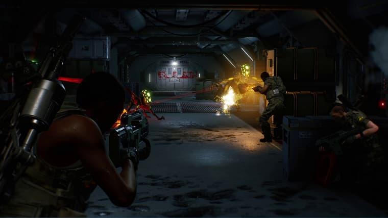 Sevilen Alien Serisine Aliens Fireteam İsimli Yeni Bir Oyun Daha Ekleniyor