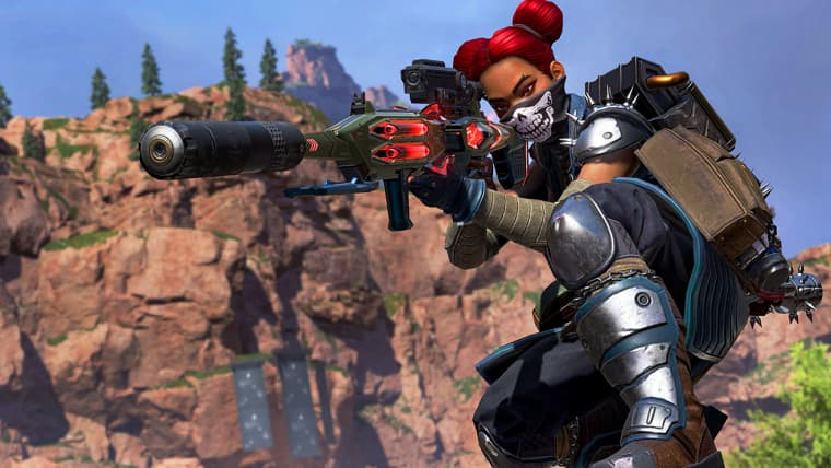 Battle Royale Oyun Arasında Oldukça Popüler Olan Apex Legends Anlık Oyuncu Sayısı Rekorunu Kırdı