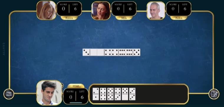Canlı Domino Oyunu