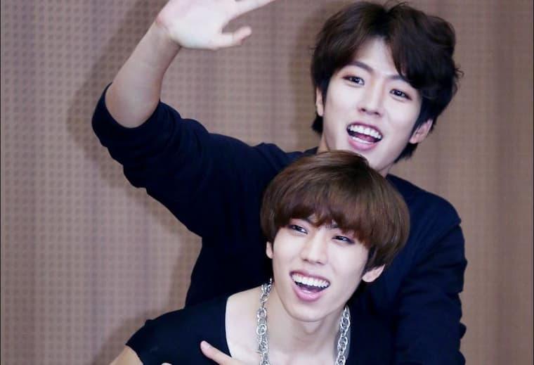 infinite dongwoo ve sungyeol