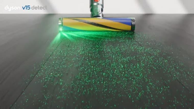 Dyson Detect elektrikli süpürge