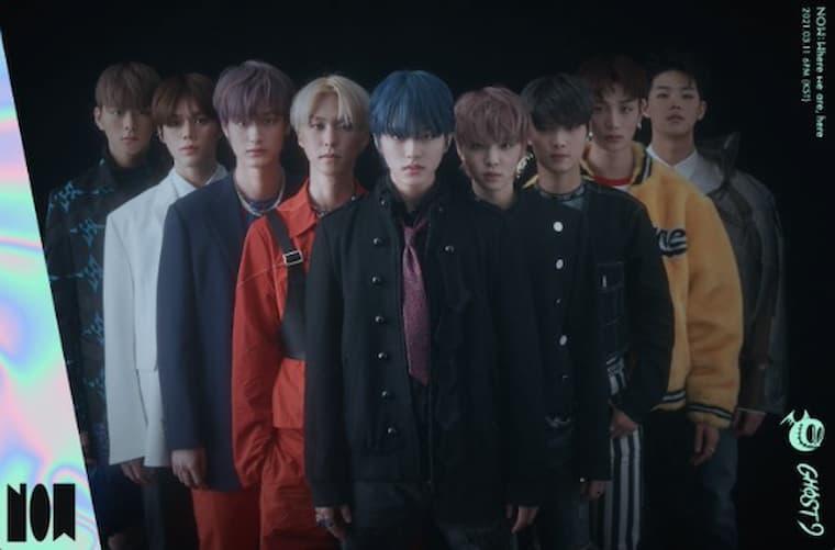 K-Pop Dünyasından GHOST9