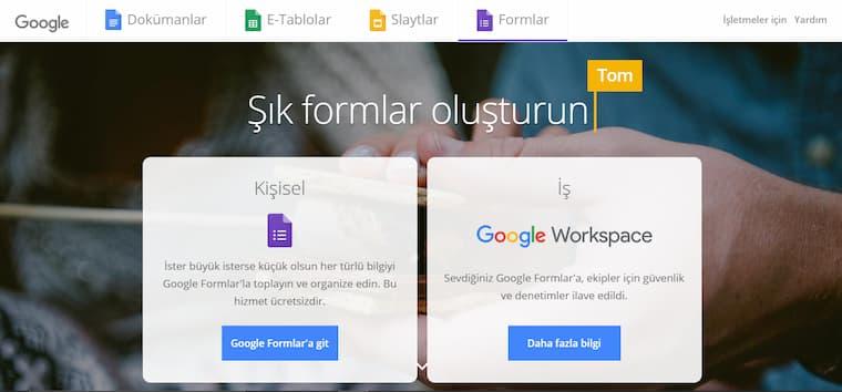 Google Formlar Artık Daha Güvenli
