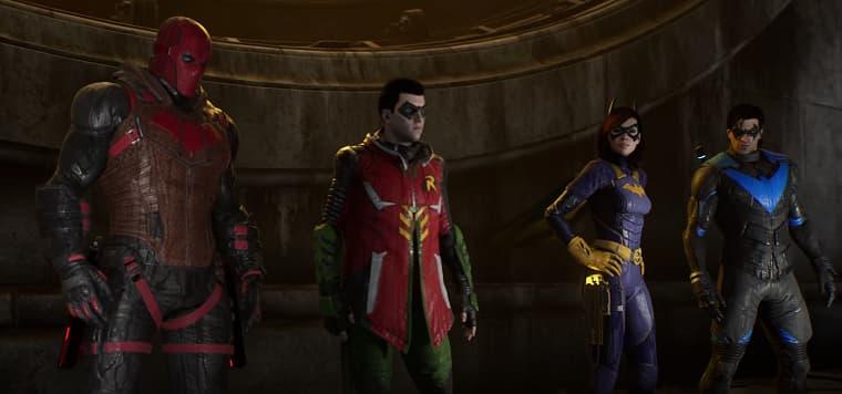 Gotham Knights Çıkış Tarihi Olarak 2022 Yılına Ertelendi