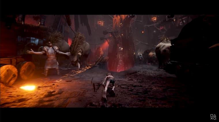 Lord of the Rİngs Gollum Oynanış Videosu Yayınlandı
