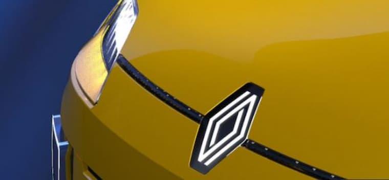 Renault Yeni Logosunu İlk Hangi Modelinde Kullanıyor