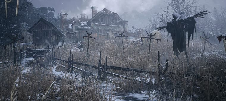 Resident Evil Village 50 GB Boyutunda Olacak