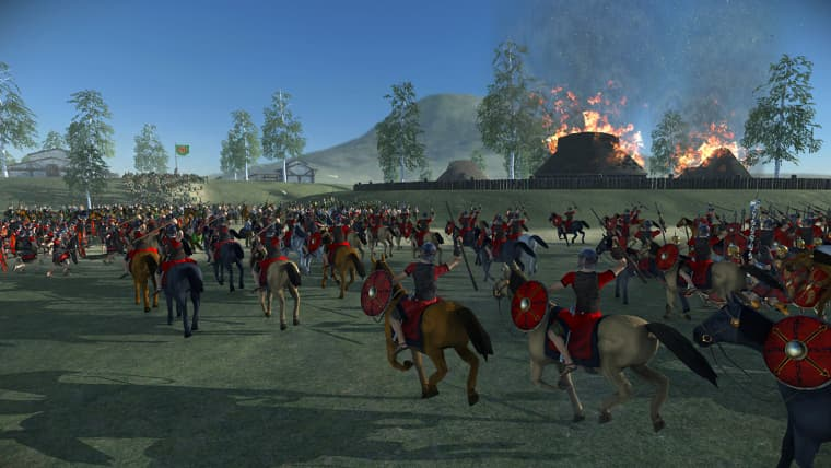 Total War Rome Remastered 29 Nisan'da Geliyor
