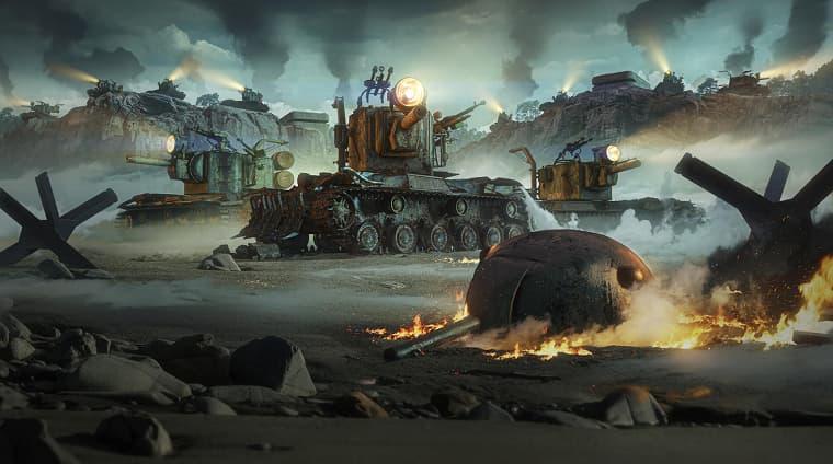 Dünya Çapında Oldukça Fazla Oynanan World of Tanks Steam'e Geliyor