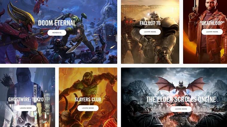 Xbox Bethesda Oyunları 60 FPS Desteğine Kavuşuyor