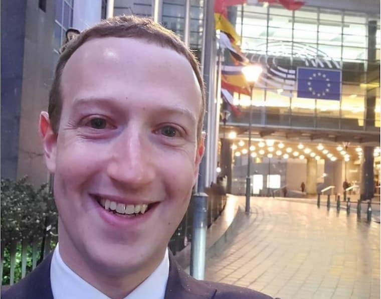 Mark Zuckerberg'in Telefon Numarası Çalındı Mı ?