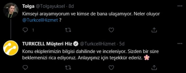 Turkcell Yaşadığı Problemden Dolayı Twitter'da Bir Anda Gündem Oldu
