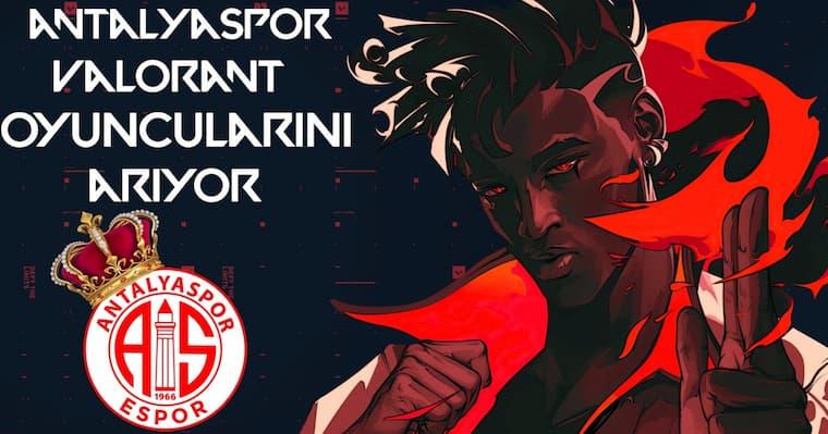 Antalyaspor Espor Takımı Yeniden Kuruluyor