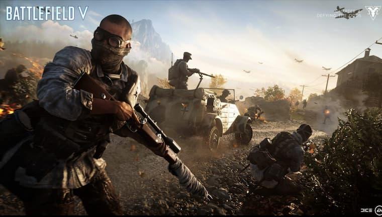 Apex Legends Mobile'dan Sonra Battlefield Mobile Oyun Dünyasına Gelecek