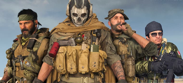 Çıkışının Üzerinden 13 Ay Geçmesine Rağmen Call of Duty Warzone Rekor Kırdı