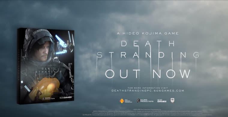 Death Stranding Satışlarıyla Herkesi Şaşırttı