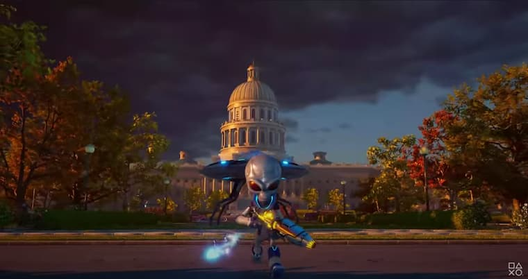 Destroy All Humans Switch'e Geliyor