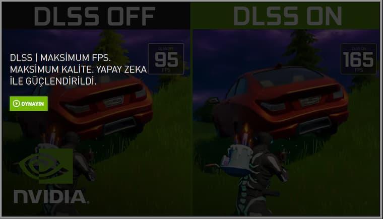 Unreal Engine'dan Sonra Unity DLSS Desteğini Nvidia Tarafından Alacak