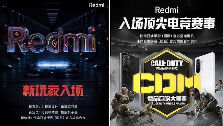 Redmi Oyun Telefonu Call of Duty Mobile'la Anlaşmalı Geliyor