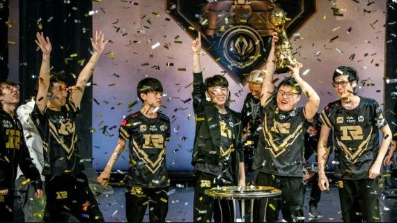 RNG 2018 MSI şampiyonu olmuştu