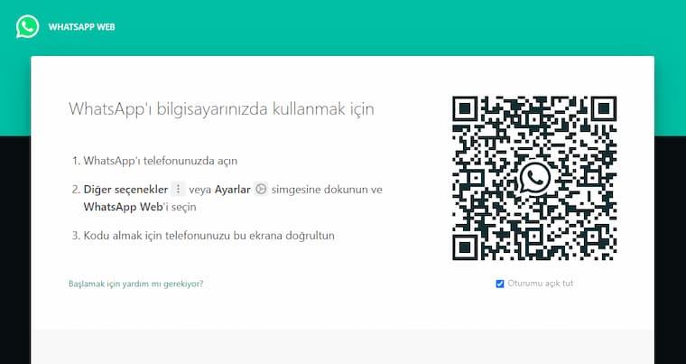 WhatsApp Web Kataloglar