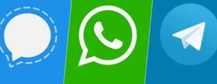 WhatsApp'ın Alternatifleri Uygulamaları Gümbür Gümbür Geliyor