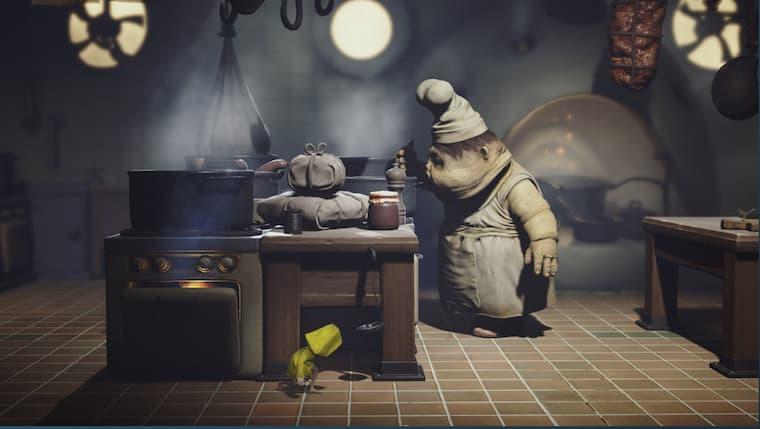 Steam Little Nightmares