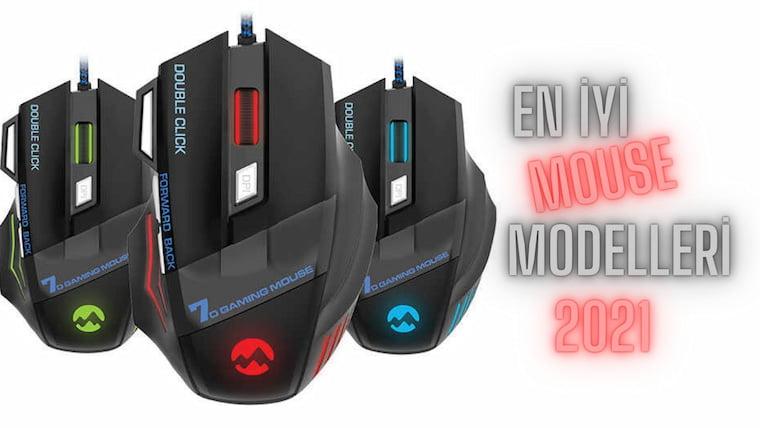 En İyi Mouse Modelleri 2021