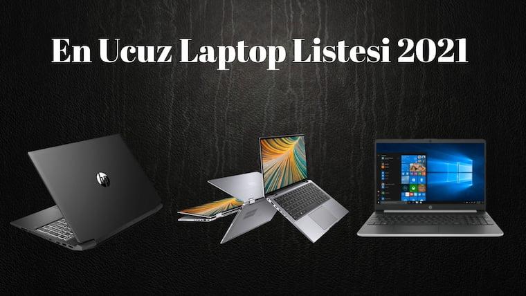 Uygun Laptop Listesi 2021