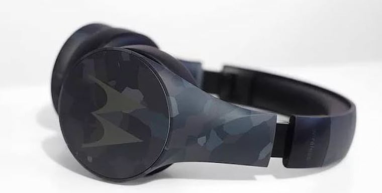 Kulak Üstü Kulaklık Kablosuz Motorola Pulse Escape