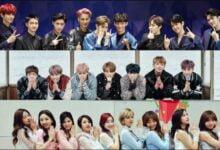 japonyada en popüler k-pop grupları