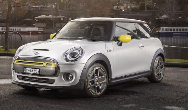en iyi elektrikli arabalar mini cooper se 2021