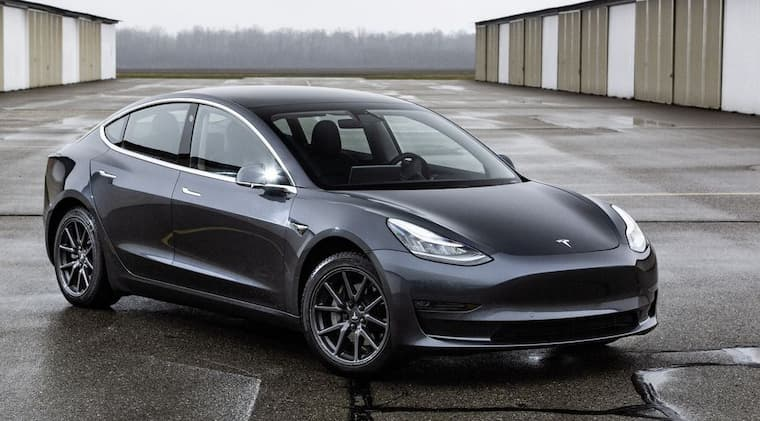 en iyi elektrikli arabalar tesla model 3