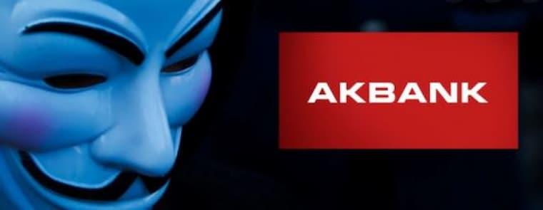Akbank Hacklendi ve Kullanıcı Bilgileri 5 Bin Dolara Satılıyor