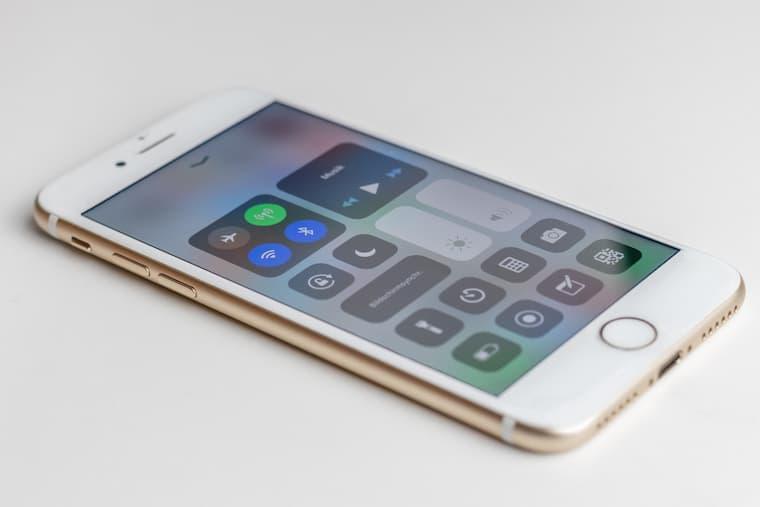 iphone şarj brightness