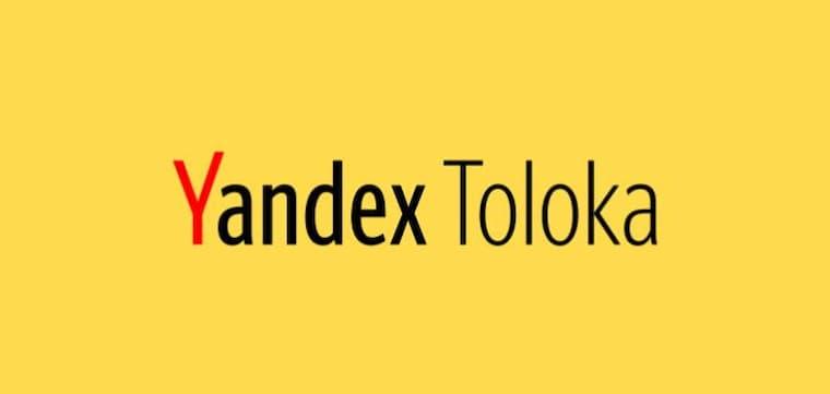 Para Kazandıran Siteler Yandex.Toloka