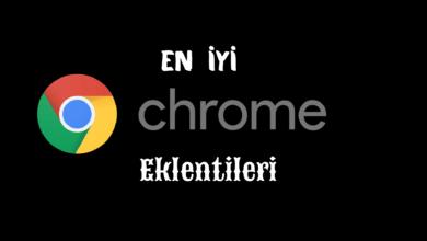 En İyi Google Chrome Eklenti Listesi 2021