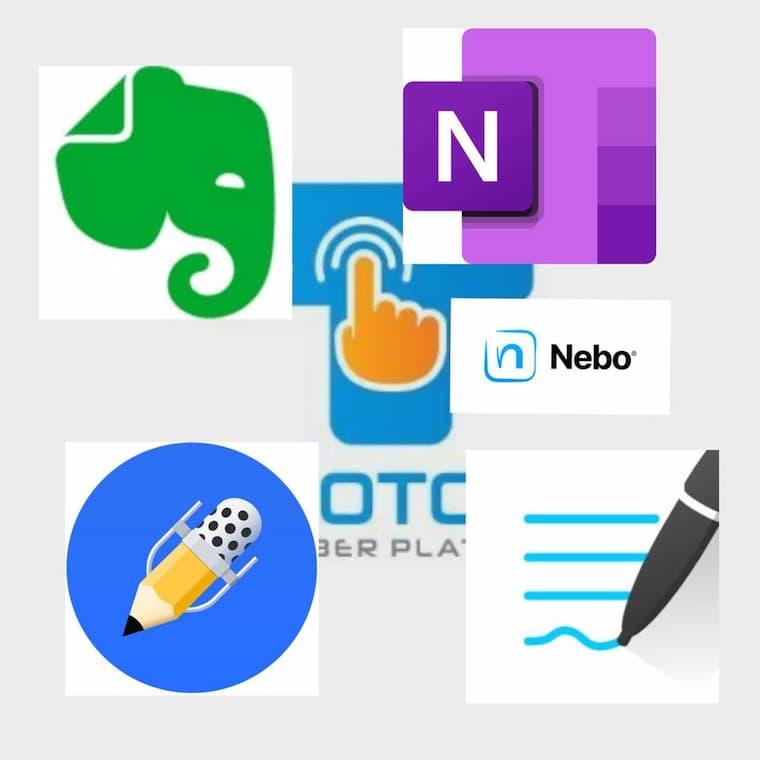 iPad İçin En İyi  Not Alma Uygulamaları Top 5
