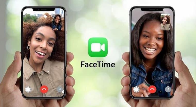 Rastgele Görüntülü Sohbet FaceTime